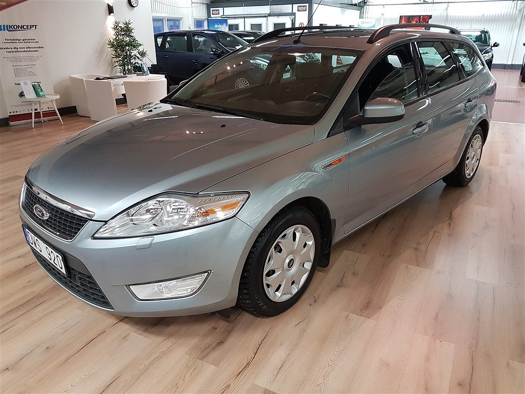 Ford Mondeo Kombi 2.0 Duratec LPG Nybes