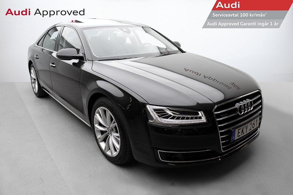 Audi A8 Quattro 3.0 TDI 262hk V6 Tiptronic