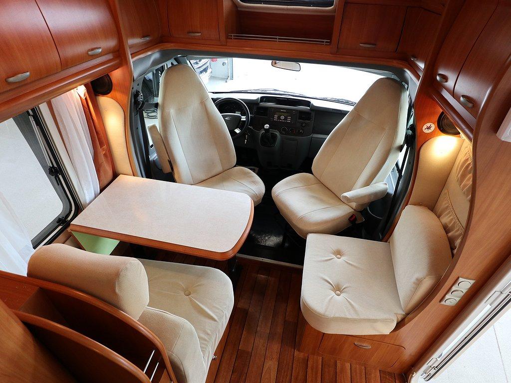 Hobby Van T 500 GFSC  - Hobby