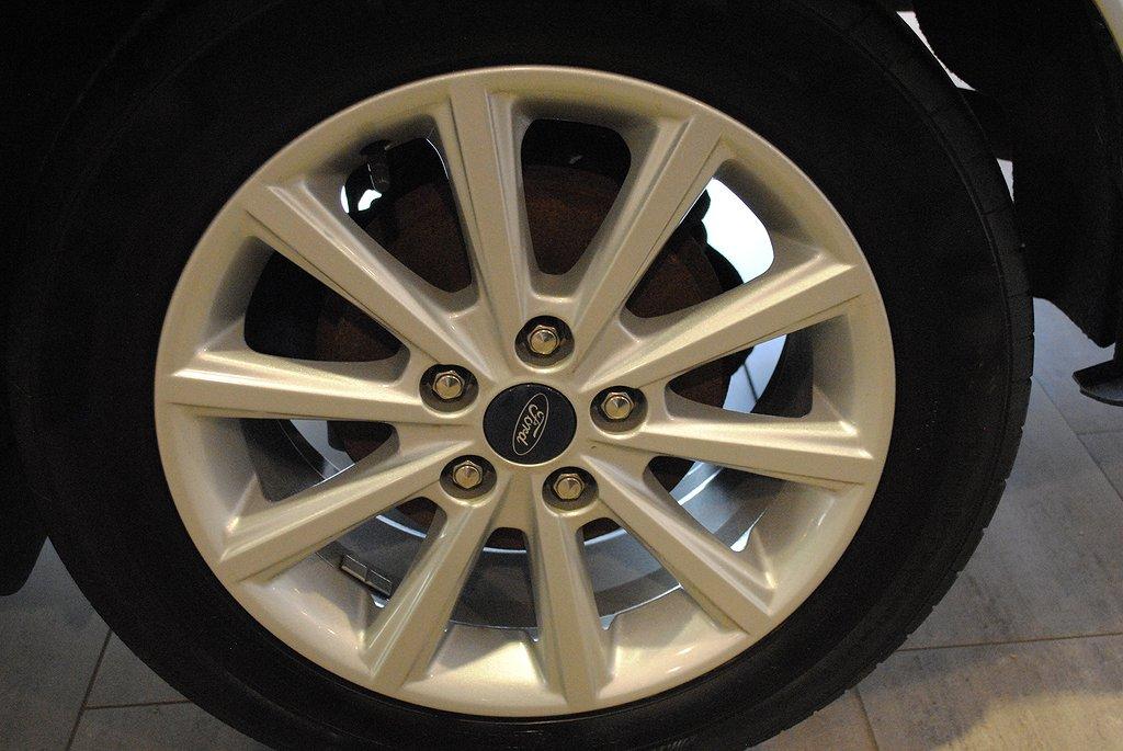 Ford Focus 1.5 TDCi 95hk Titanium Kombi