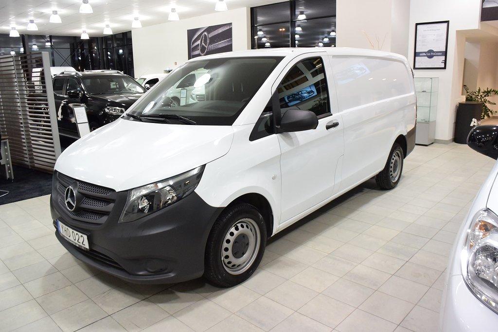 Mercedes-Benz Vito ÅNG KAMPANJBIL