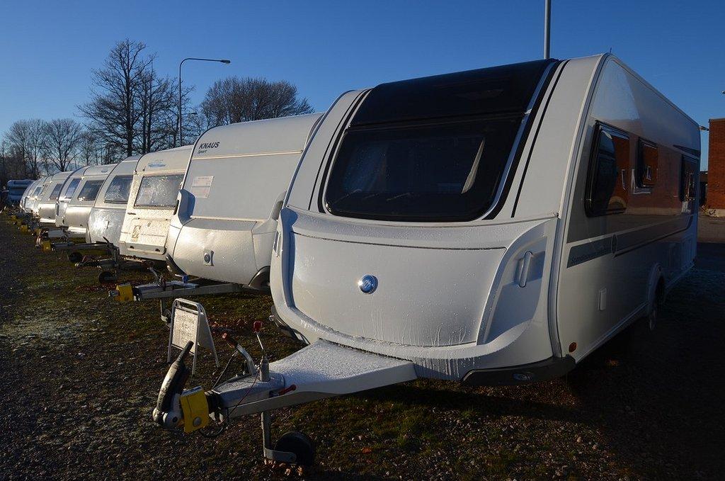 Knaus Sudwind Scandinavian Selection 590 UK