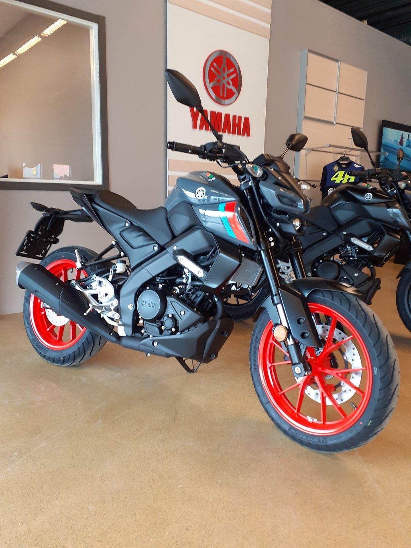 Yamaha MT-125 Omgående leverans!
