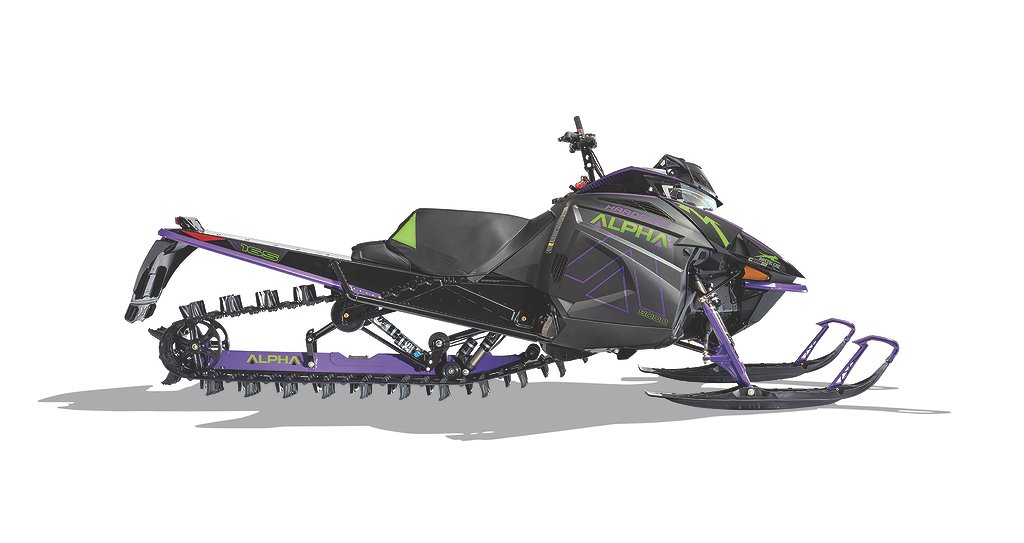 "Arctic Cat M 8000 Alpha One 165"" -19"