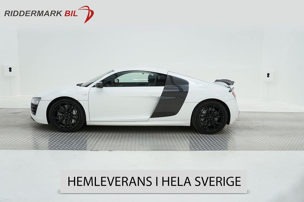 Audi R8 V10 Coupé quattro (550hk)