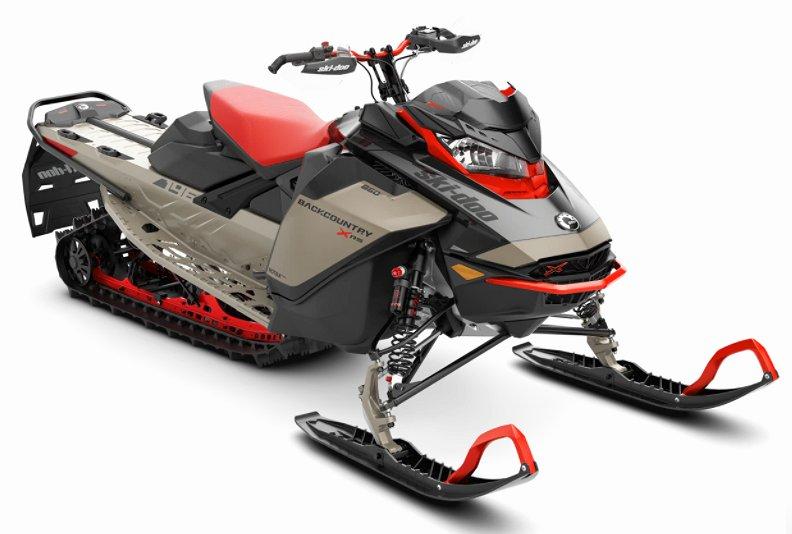 Ski-doo Backcountry XRS 850 E-Tec 146 -22