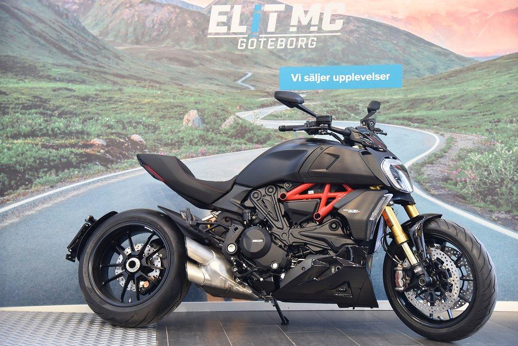 Ducati Diavel 1260 S - Elit Mc Diavel S