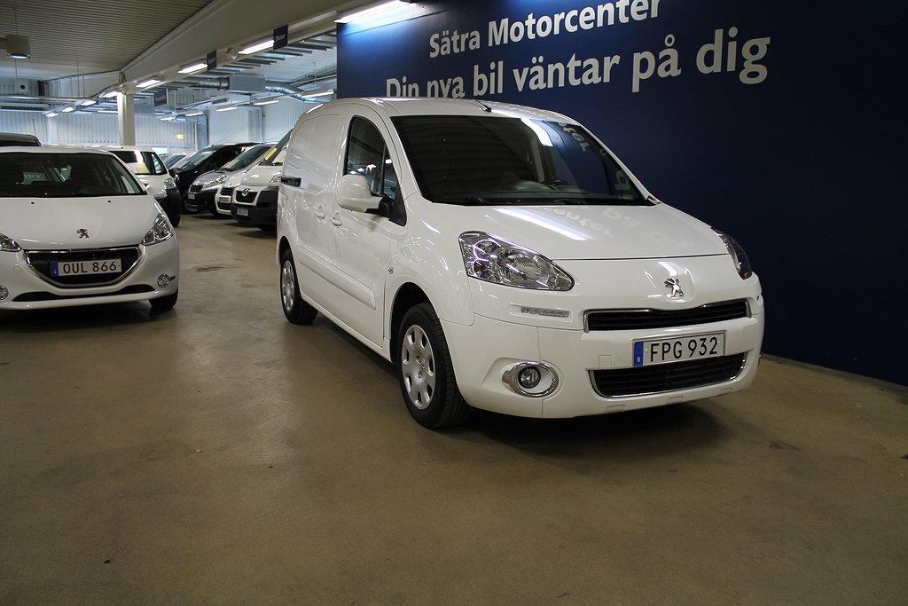 Peugeot Partner 1,6 e-HDI L2/MINST 20000:- för ditt inbyte