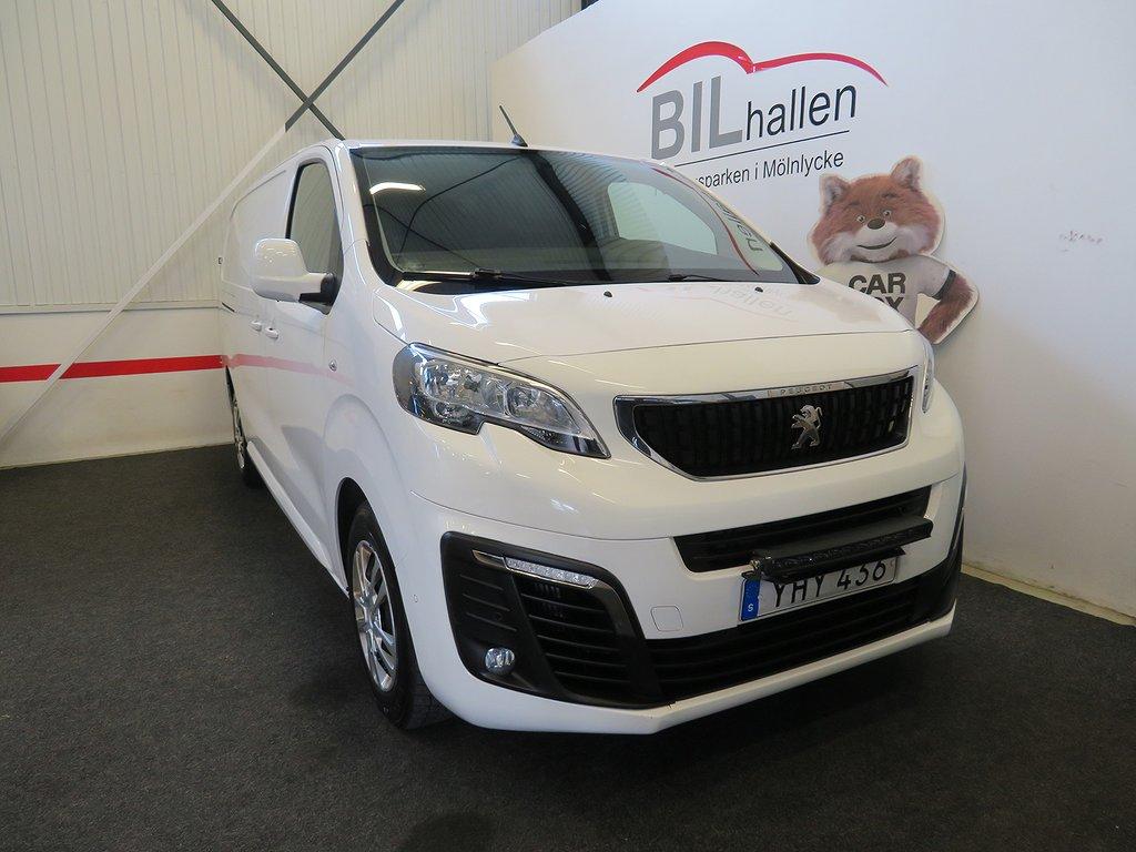 Peugeot Expert PRO+ 2.0 BlueHDi EURO6 122HK L3 DRAG