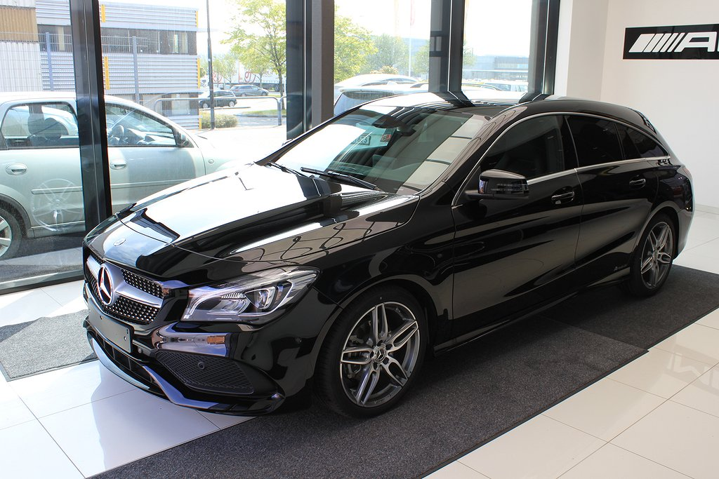 Mercedes-Benz CLA 200D DEMO