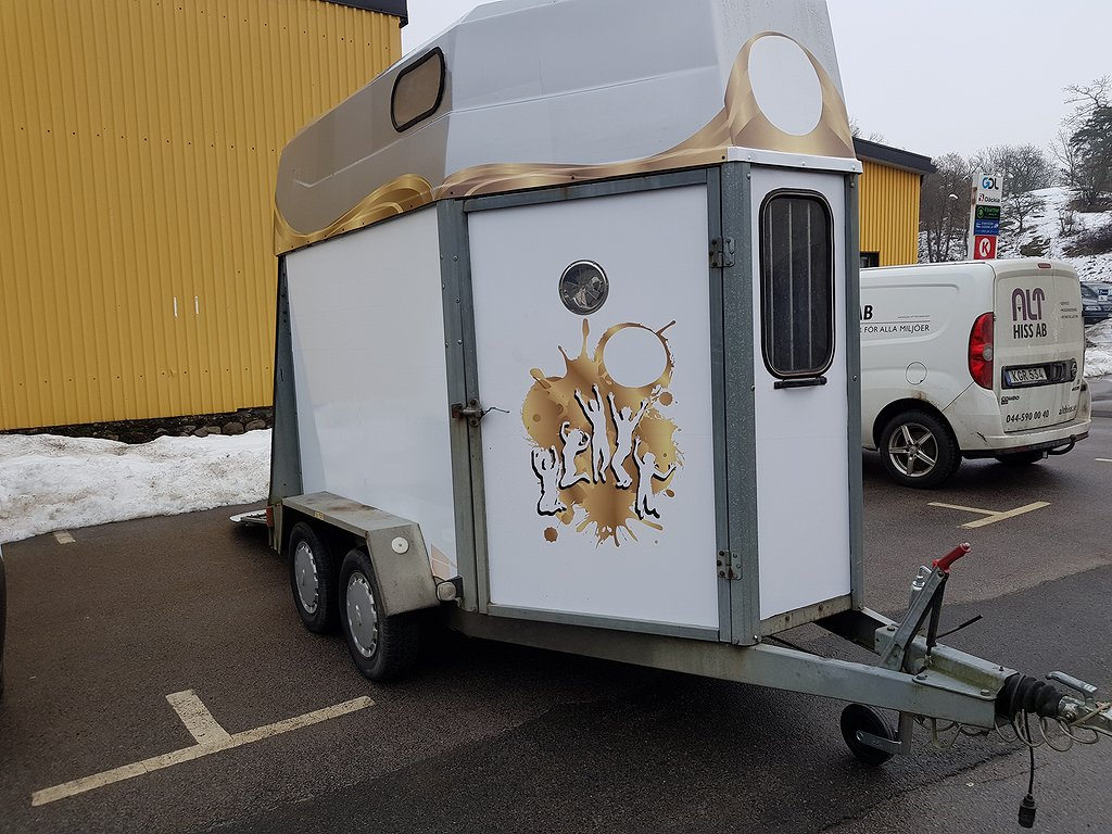 Värmlandsvagnen H2-1360 -