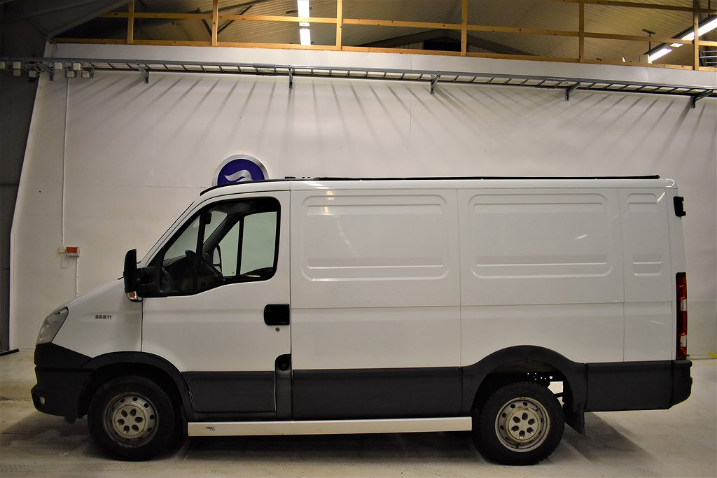 Iveco Daily Van 2.3 JTD 3-SITS MANUELL