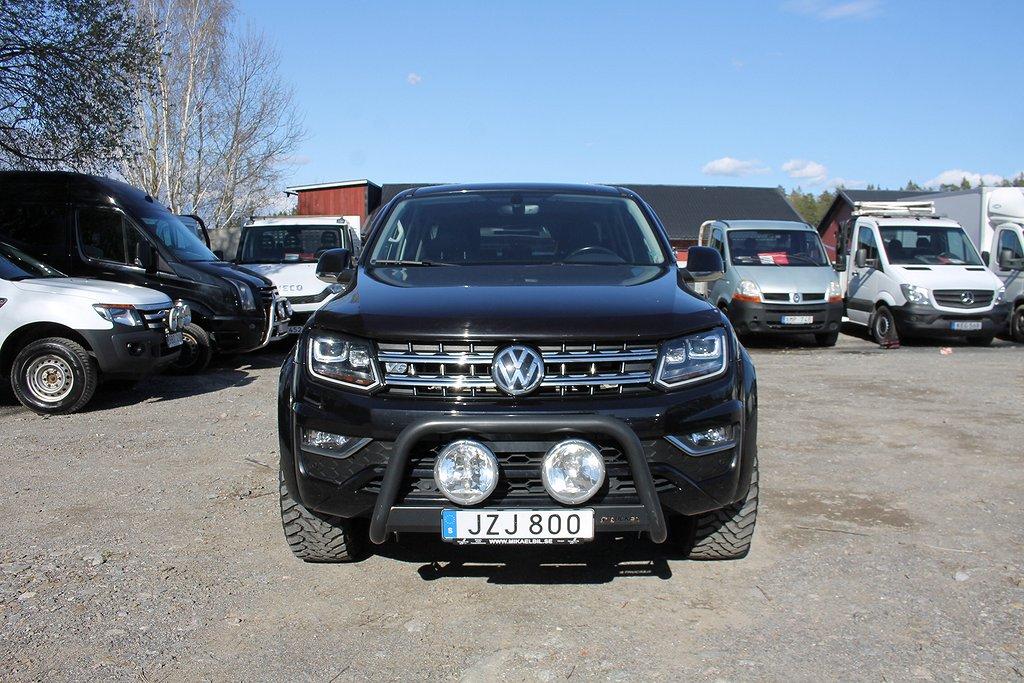 Volkswagen Amarok 3.0 TDI V6 4X4 SPECIAL*