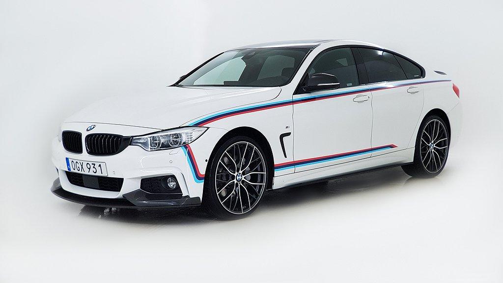 BMW 440 i xDrive Gran Coupé  M-Performance SE SPEC 480 HK