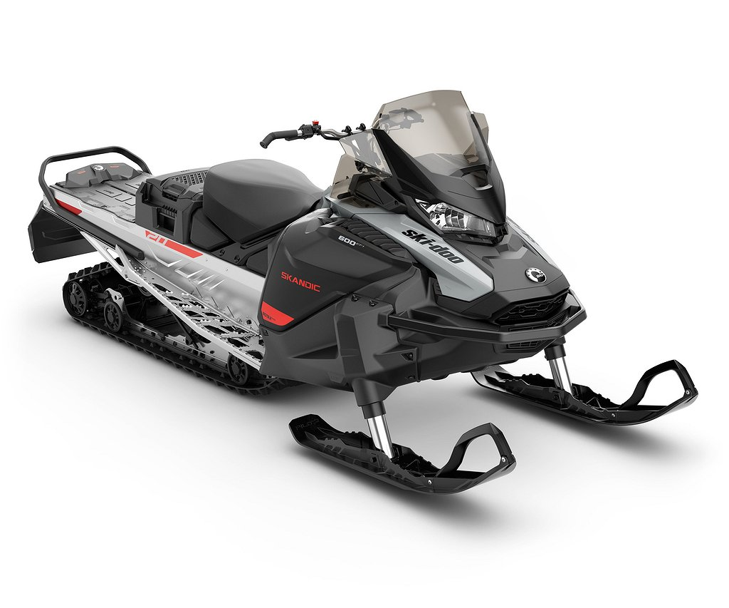 Ski-doo SCANDIC SPORT 600 EFI