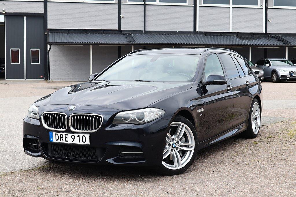 BMW 535 d Touring xDrive 313hk M Sport Pano Drag H/K