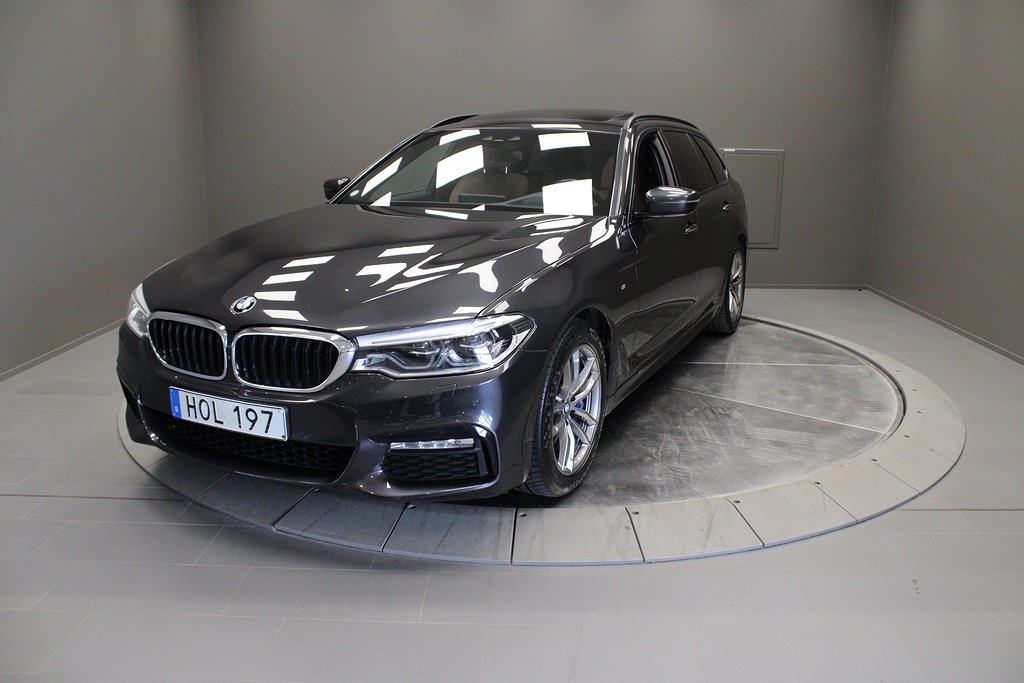 BMW 530 i xDrive Touring /Innovation Edition / M-Sport /drag