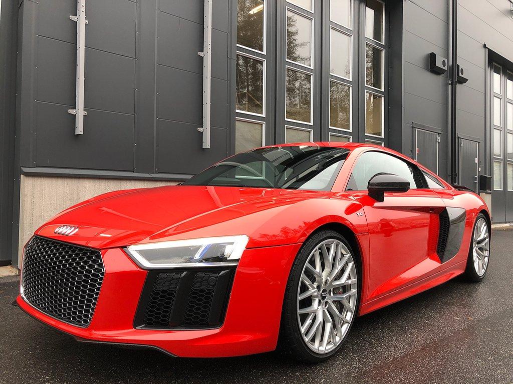 Audi R8 V10 plus 5.2 V10 FSI quattro S Tronic Euro 6 610hk