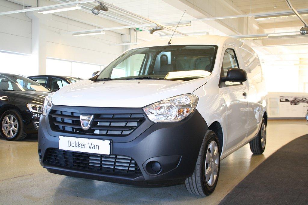 Dacia Dokker Van 100hk Bensin