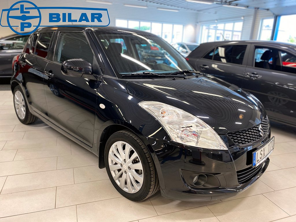 Suzuki Swift 5-dörrar 1.2 94hk