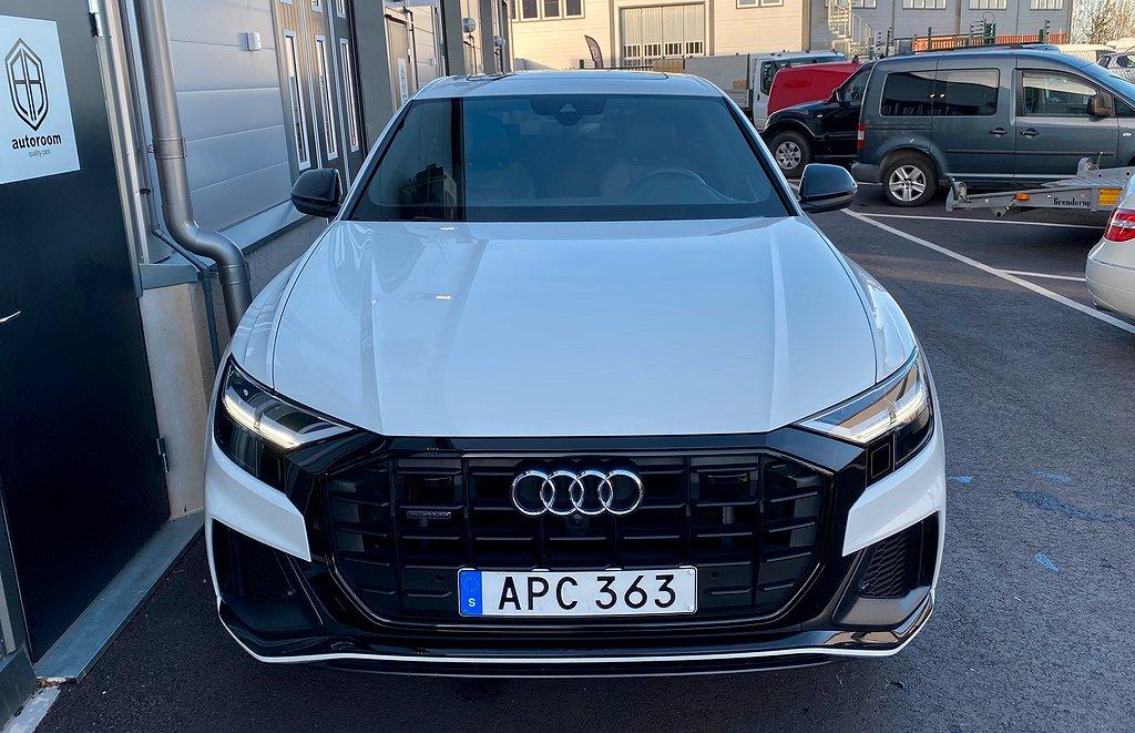 Audi Q8 50 TDI S-line Panorama 22 Luftfj