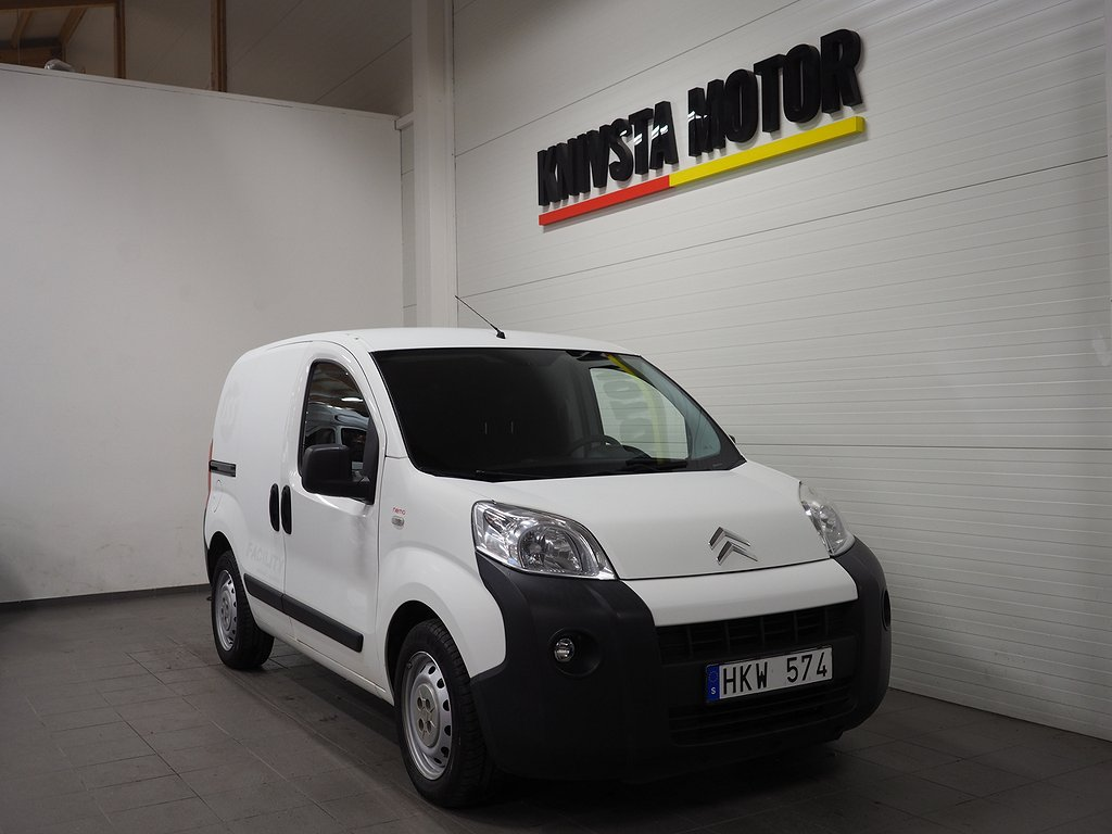 Citroën Nemo Van 1.2 HDi 75hk (M-värmare) 2012