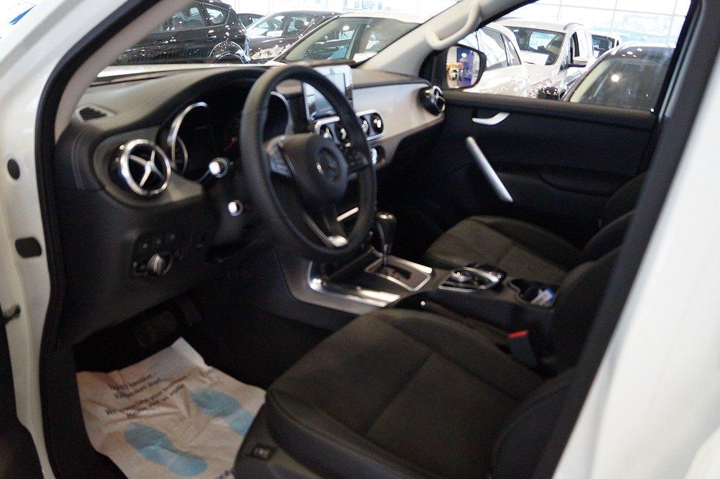 Mercedes-Benz X 250d 4x4 AUT PROGRESSIVE EDITION 359.000 + moms