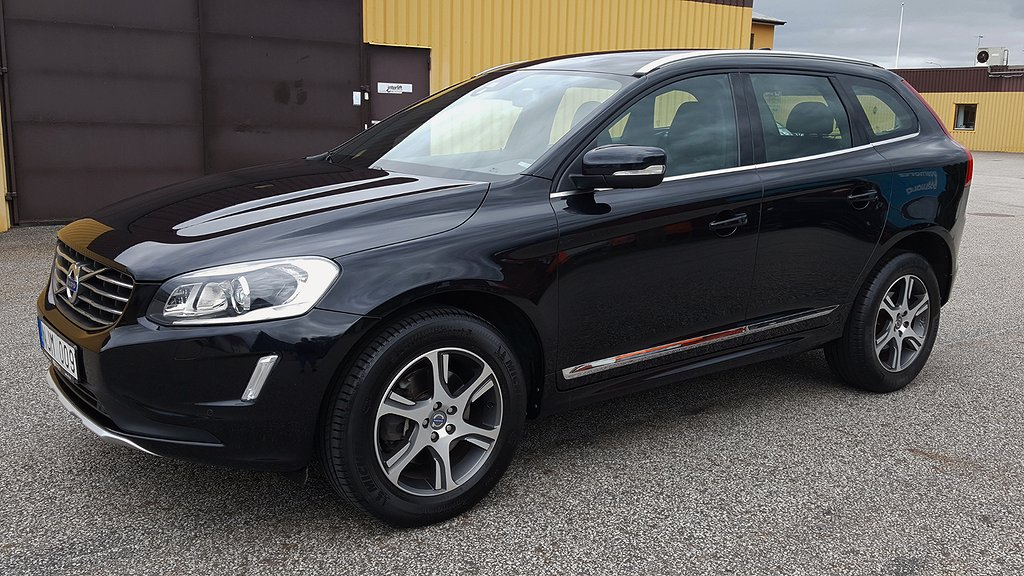 Volvo XC60 D4 163hk AWD Geartronic Summum Business Edition