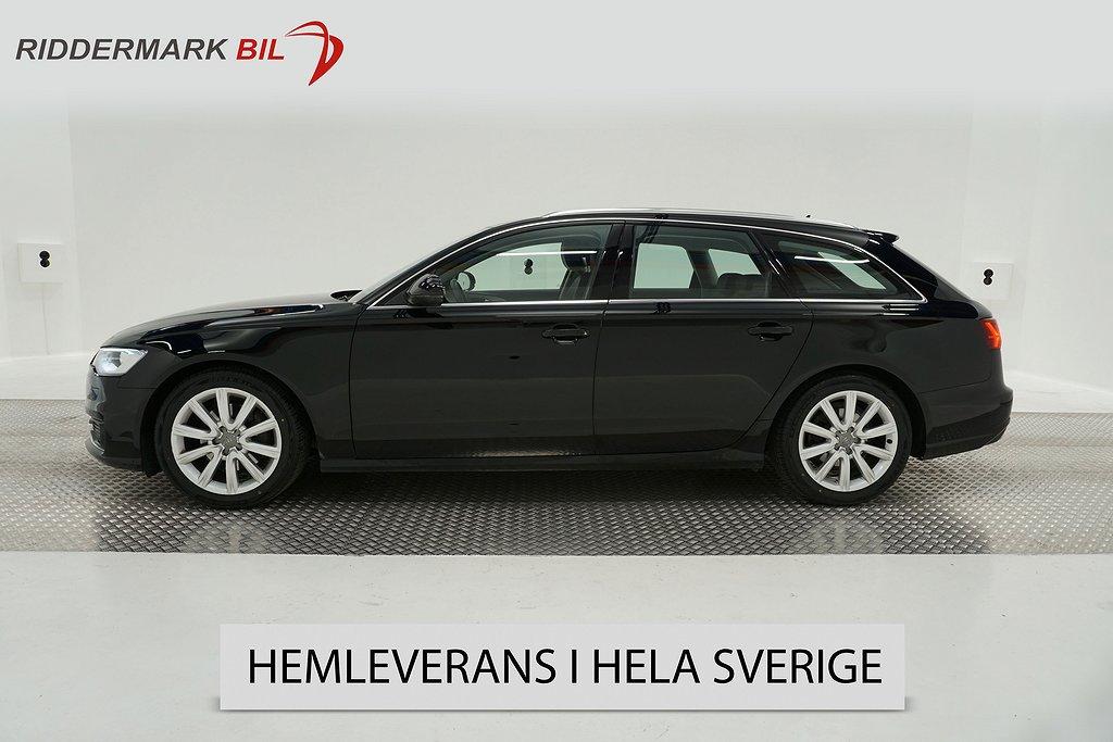 Audi A6 2.0 TDI Avant (190hk)