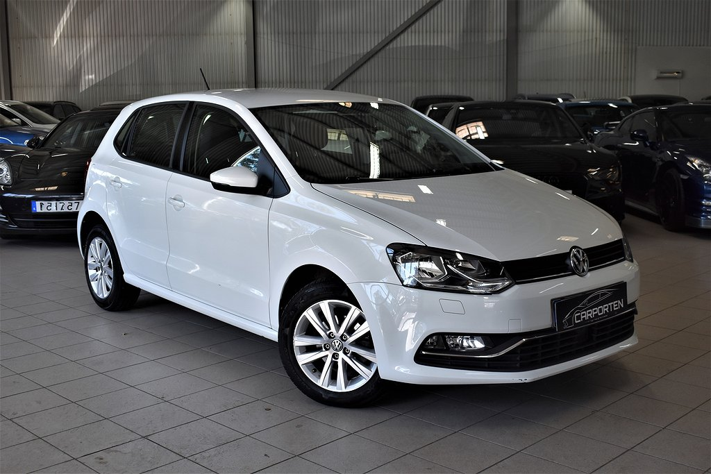 Volkswagen Polo 1.2 TSI BLUEMOTION 5700MIL