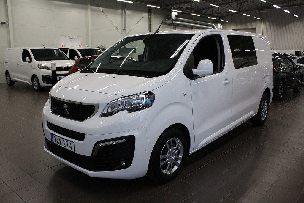 Peugeot Expert PRO+ CREW CAB L2 3,2m3 BlueHDi 120hk S&S