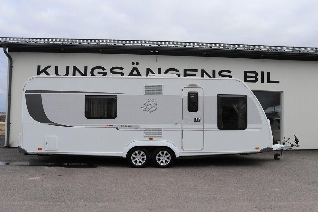 Knaus 650 KWY Südwind Exclusive ALDE Sv-såld W08 UKB