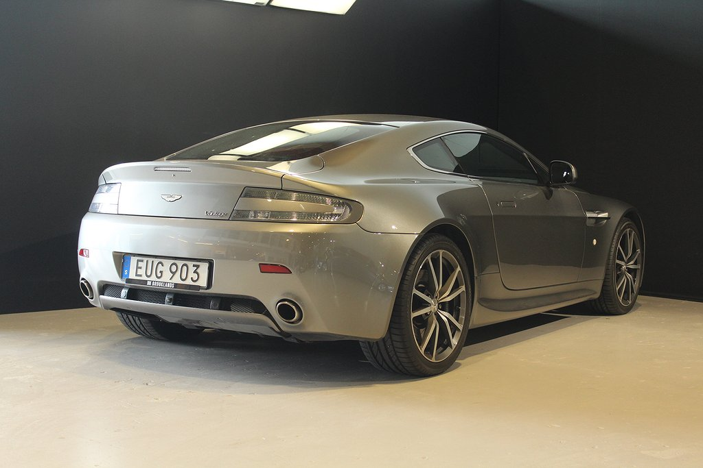 Aston Martin Vantage V8 Sportshift II