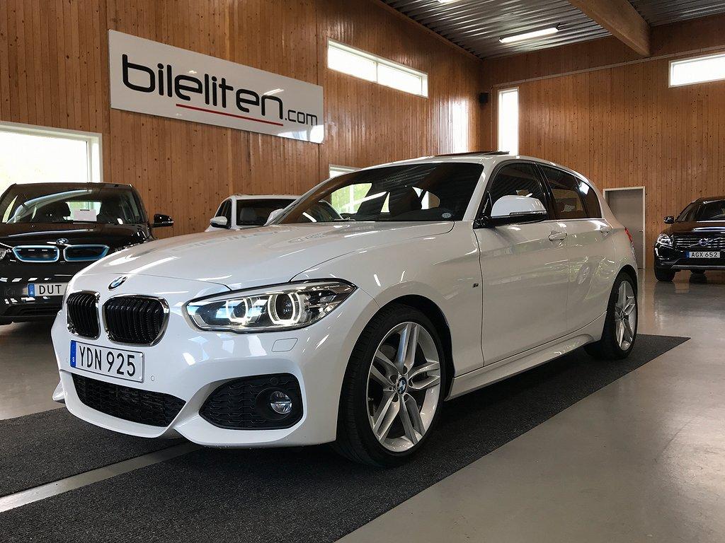 BMW 125 i M-Sport Taklucka H/K 218hk EU6
