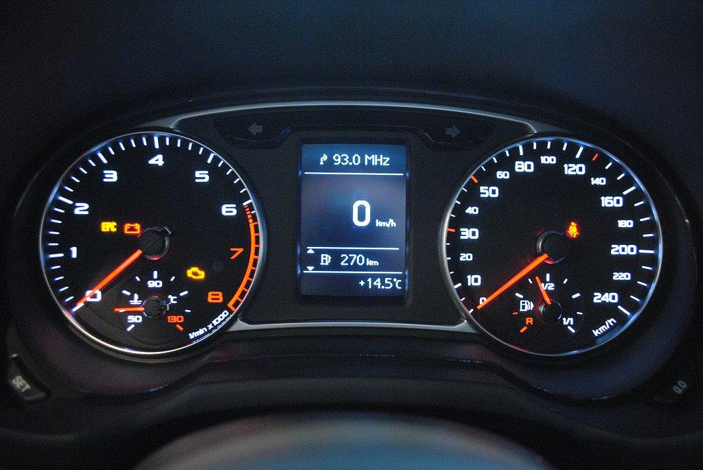 Audi A1 *1.95%ränta&5000kr i fritt bränsle* Sportback S-Line Admired