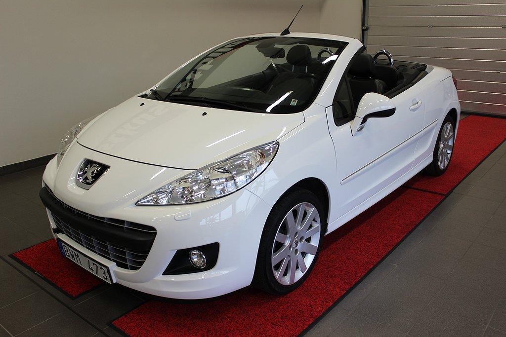 Peugeot 207, CC 1.6 VTi Sport 120hk