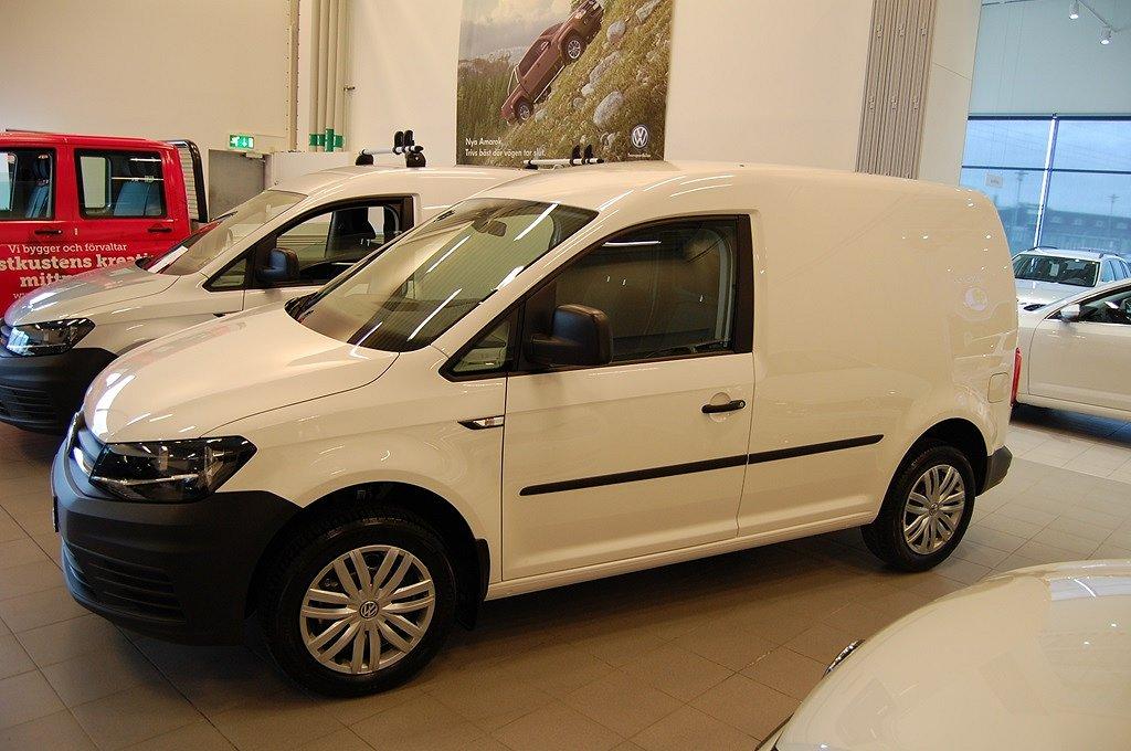 Volkswagen Caddy Skåp 1.4 TSI 125 HK DSG