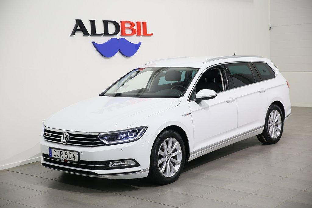 Volkswagen Passat TDI 190hk 4M 0.99% Ränta DSG