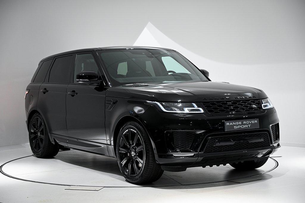 Land Rover Range Rover Sport P400e PHEV Dynamic Stealth