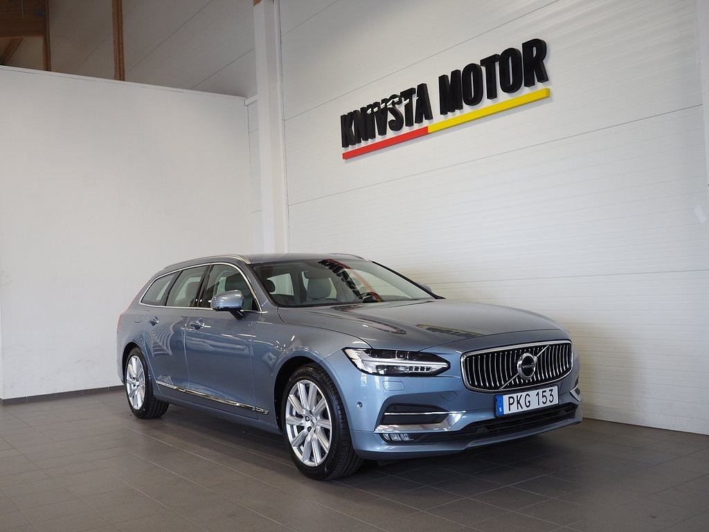 Volvo V90 D4 Inscription 190hk 2018