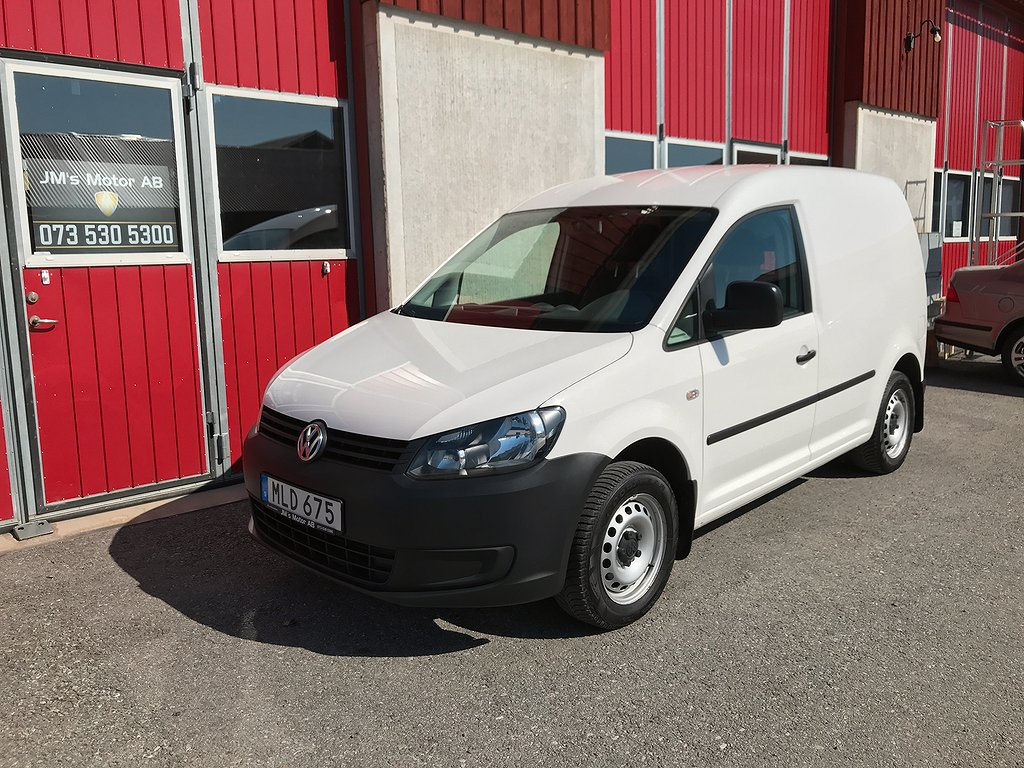 Volkswagen Caddy Panel Van 1.6 TDI Vinter 75hk