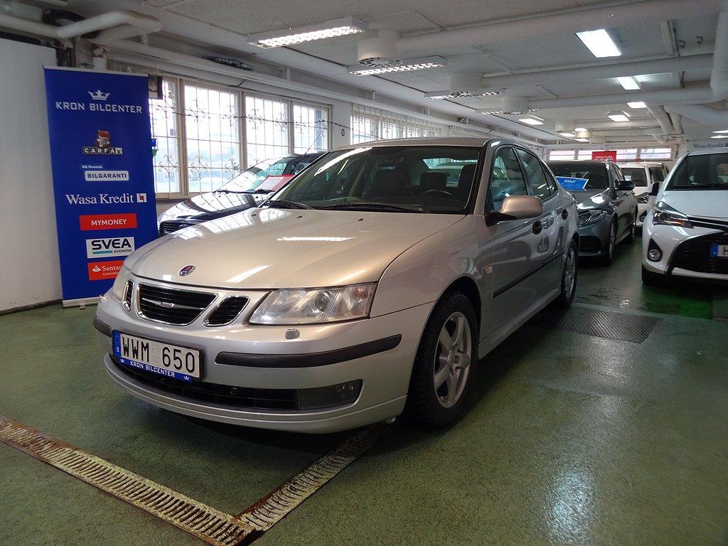 Saab 9-3 SportSedan2.0 TLinear 175hkDrag