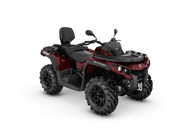 Can-Am OUTLANDER MAX PRO + 650 T