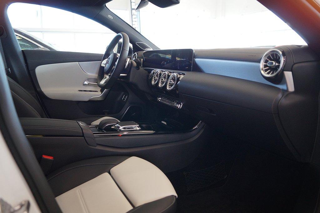 Mercedes-Benz CLA 220 Coupé AMG 190hk // Adaptiv farthållare