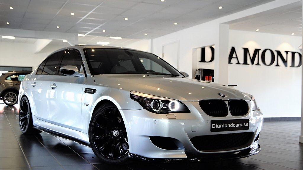 BMW M5 Sedan Svensksåld / Hartge