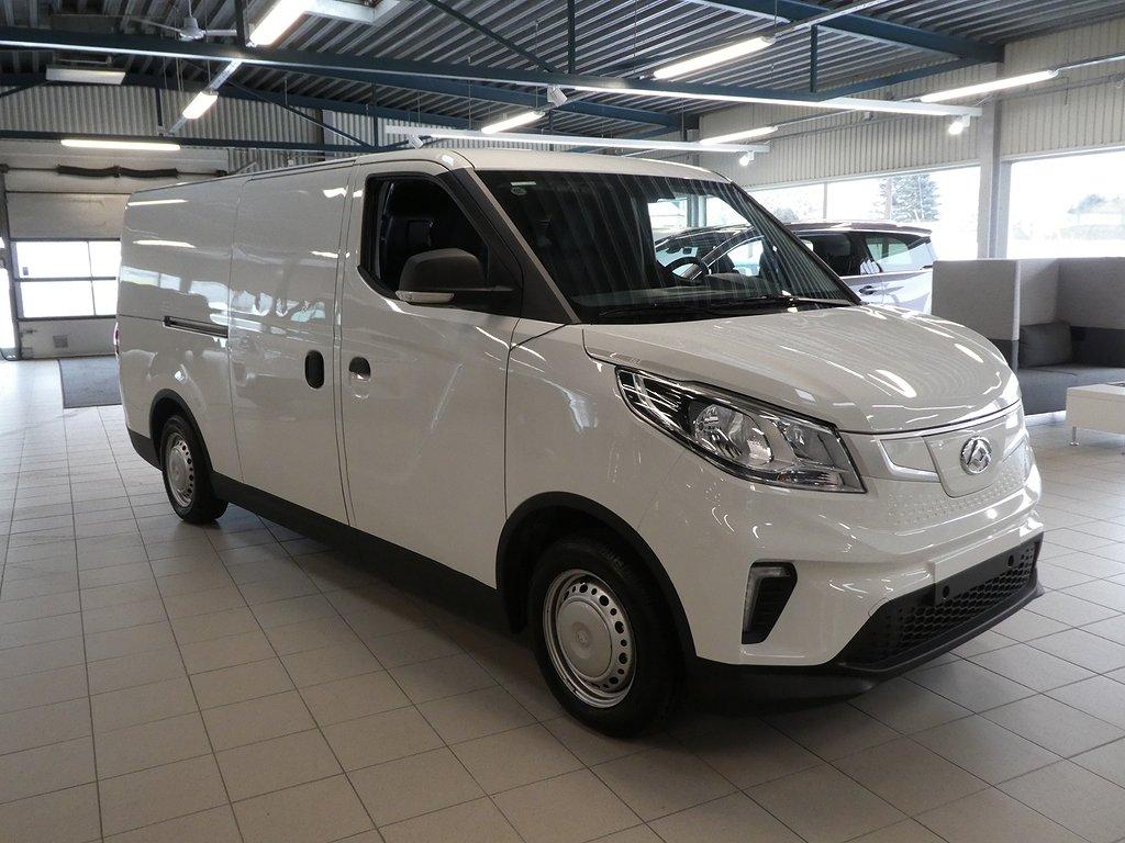 Maxus e-Deliver 3 6,3m3 52,5 kWh - 342km räckvidd