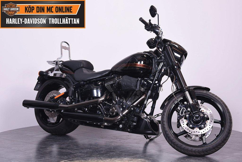 Harley-Davidson Breakout Pro Street CVO