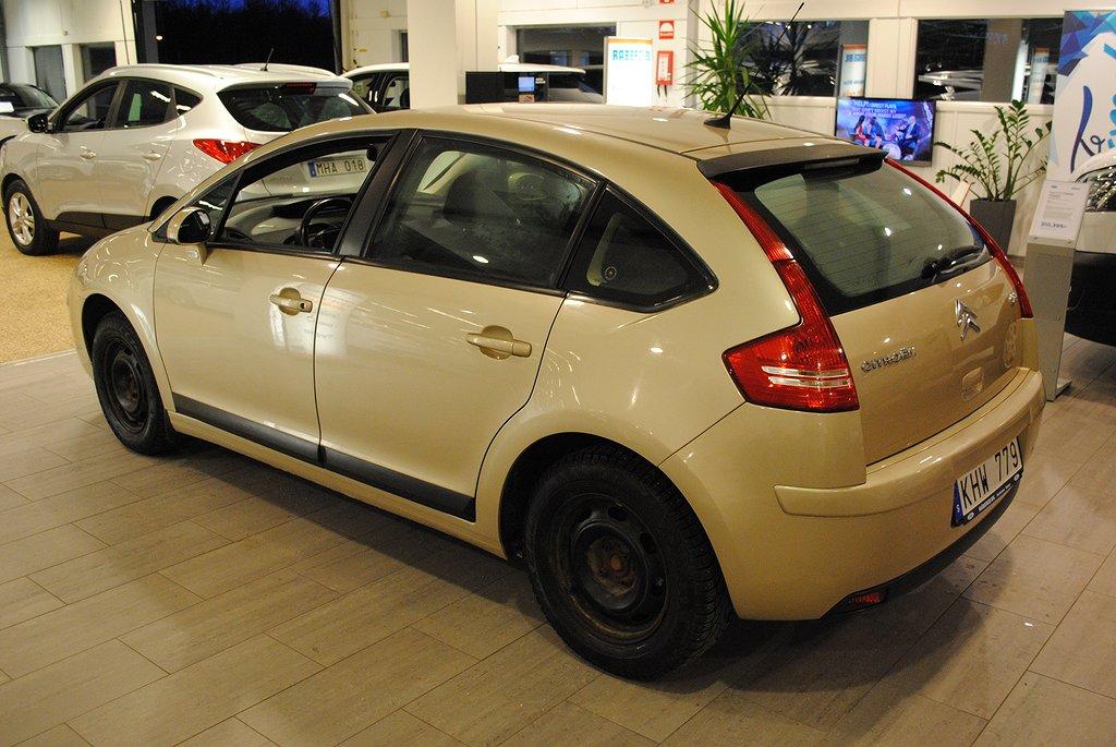 Citroën C4 2.0 140hk 5D