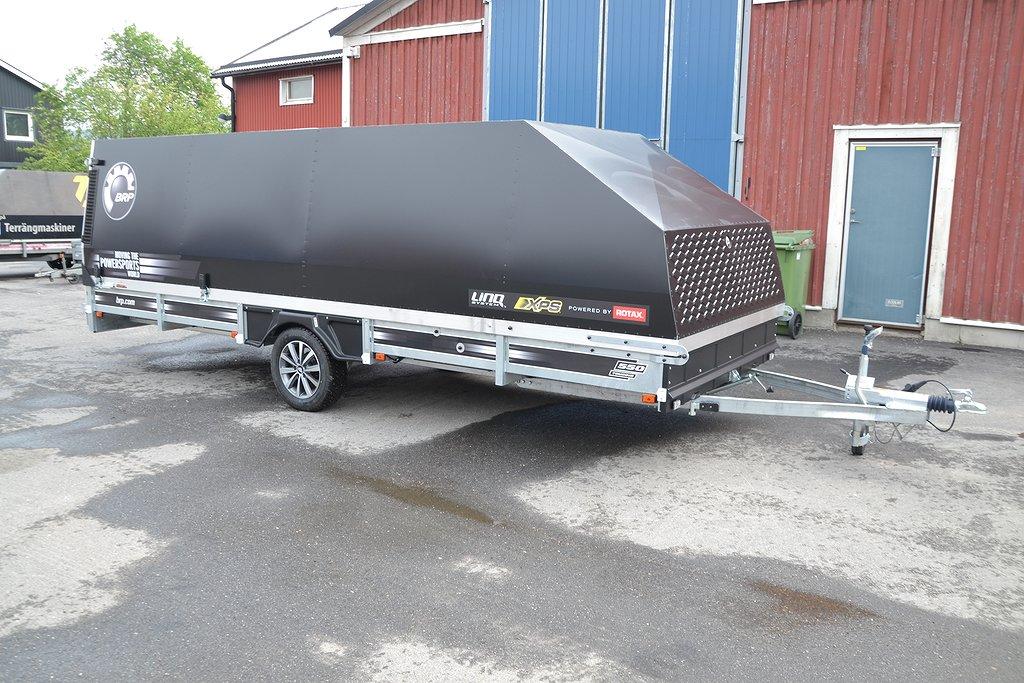 BRP Carrier 550 TXI Bakgavel