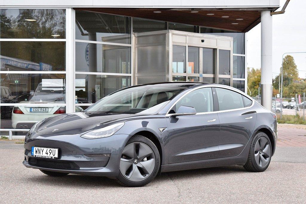 Tesla Model 3 LONG RANGE AWD FSD DRAG PANORAMA